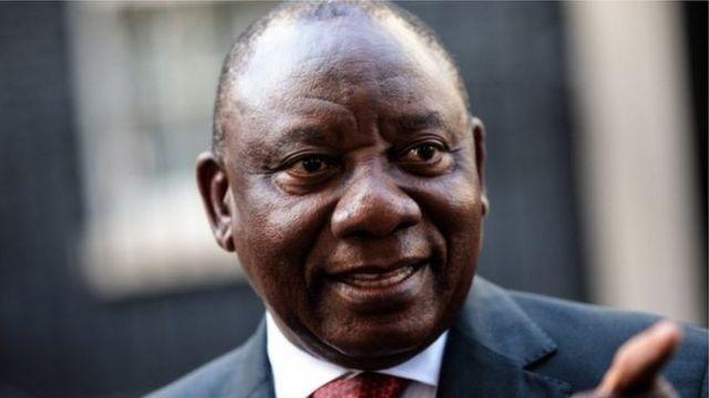 Rais Cyril Ramaphosa ni miongoni mwa watu matajiri nchini Afrika Kusini