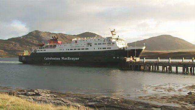 Caledonian Mac a' Bhriuthainn