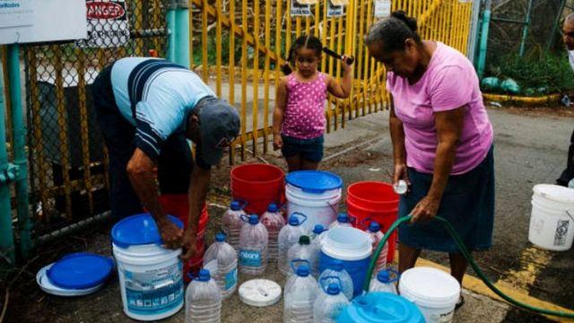 पीने के पानी की कमी