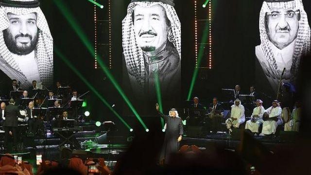 Les concerts publics ont été interdits dans le pays au début des années 1990.