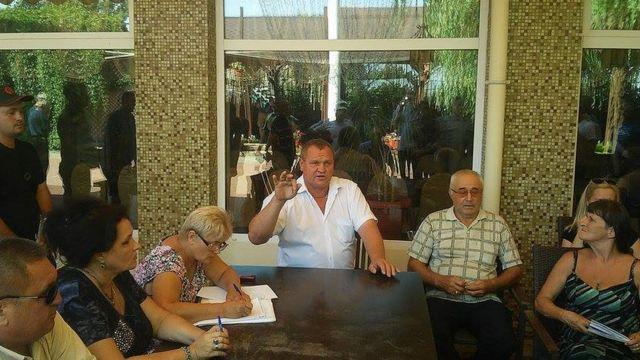 Переговоры под Ростовом