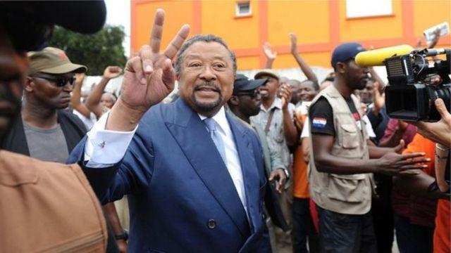 M. Ping a déposé jeudi devant la Cour pénale internationale (CPI) une plainte contre son adversaire Ali Bongo.