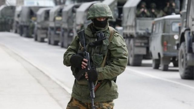 俄羅斯小綠人