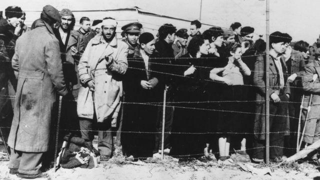 Refugiados republicanos de la Guerra Civil