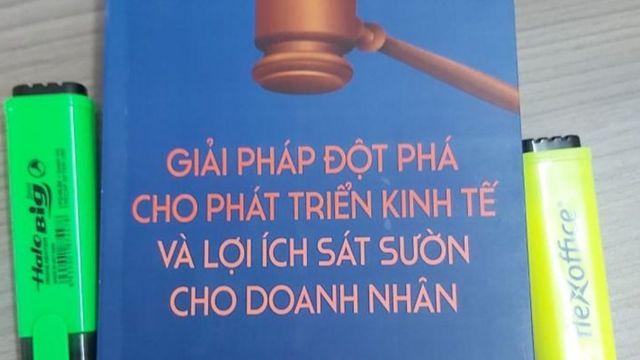 LS Ngô Ngọc Trai từ văn phòng luật Công Chính tại Hà Nội.