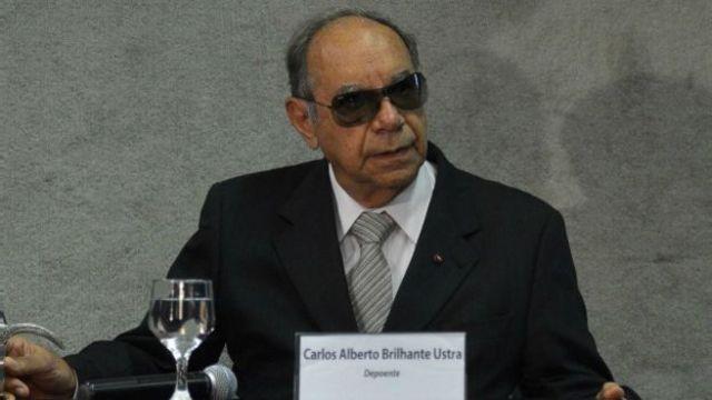 Carlos Alberto Brilhante Ustra