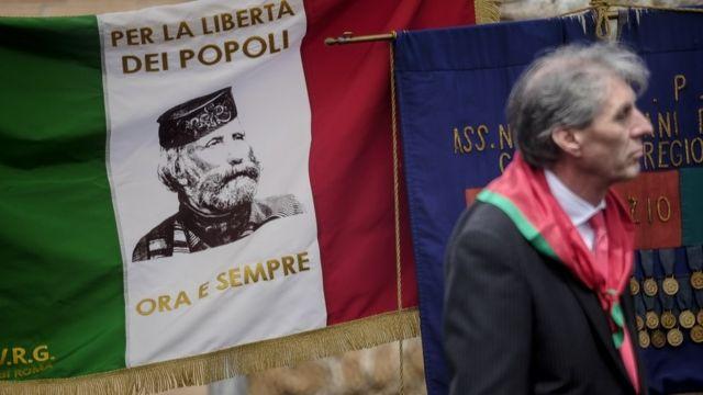Bandera Brigadas Garibaldi