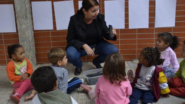 Centro de Educação Infantil Suzana Campos, em São Paulo