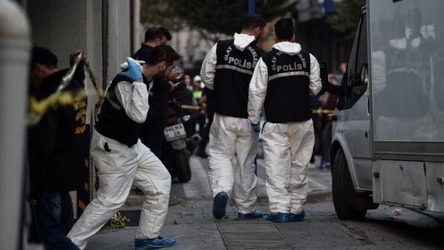 کارآگاهان ترکیه همچنان در حال جستجو برای پیدا کردن جسد آقای خاشقجی هستند