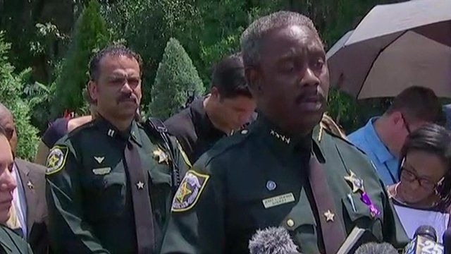 Orange County Sheriff Jerry Demings