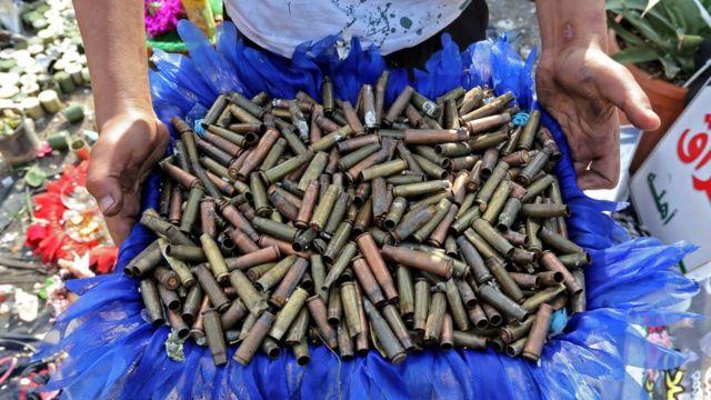 عدد كبير من المحتجين قتلوا في الاشتباكات