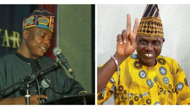 adesanay ati Adeoluwa
