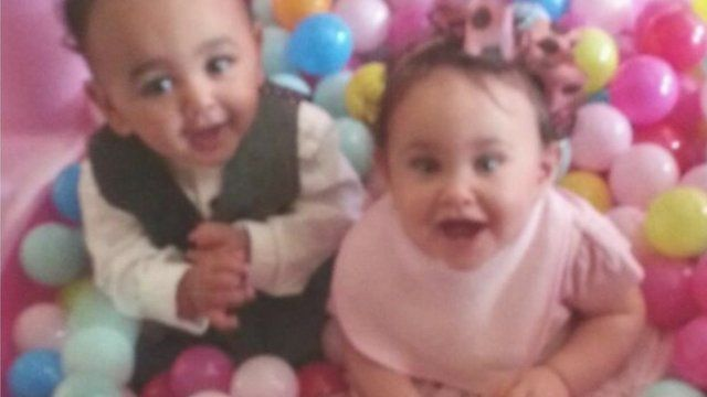 Cassius and Ruby May