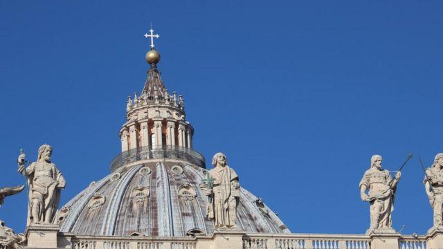 Foto geral do Vaticano