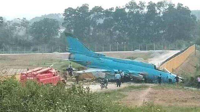 Tai nạn xảy ra trên địa bàn huyện Trấn Yên tỉnh Yên Bái.