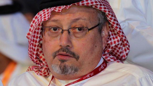 Jamal Khashoggi en foto de archivo de 2012