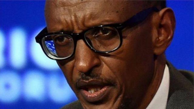 Perezida w'u Rwanda, Paul Kagame, yamye anenga uruhare rwa Kiliziya muri jenoside