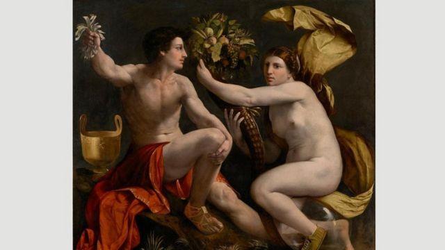 """هل العري في """"عصر النهضة"""" يعود لأسباب دينية أم شهوانية؟"""