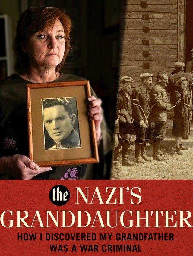 """El libro """"La nieta de los nazis"""""""