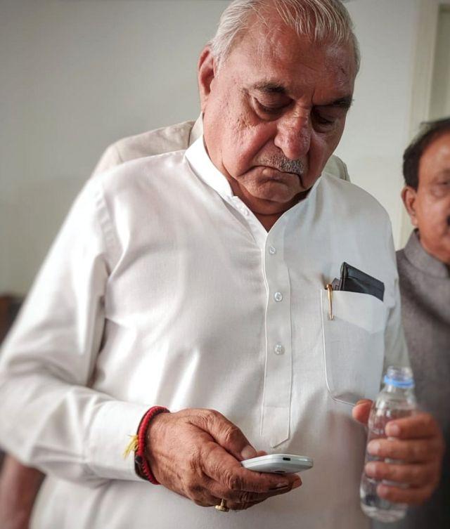 भूपेंद्र सिंह हुड्डा, हरियाणा विधानसभा चुनाव, कांग्रेस
