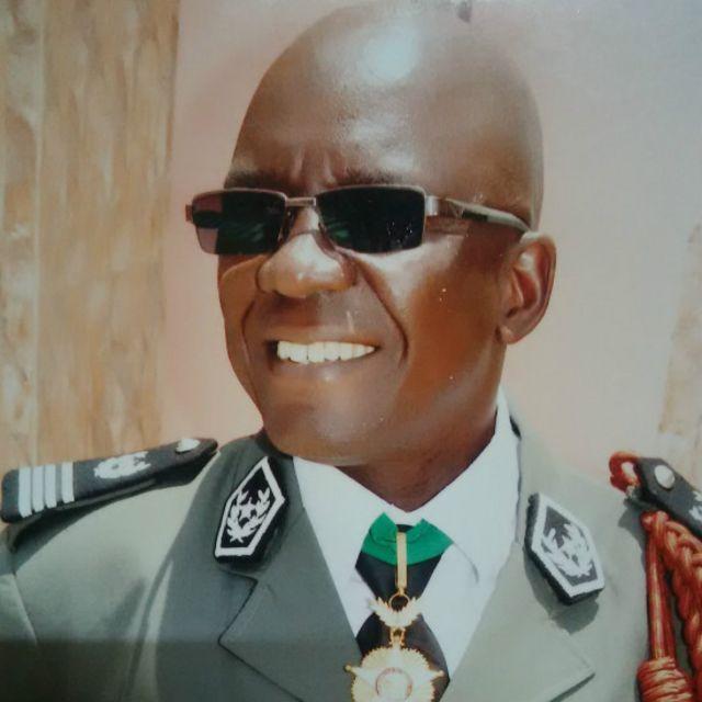 Diadji Ndiaye, le directeur de la prison de Liberté 6