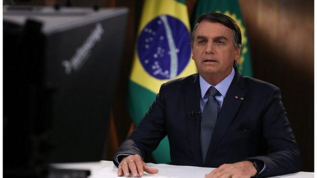 De 'cristofobia' a Amazônia: os sete pontos polêmicos do discurso de  Bolsonaro na ONU - BBC News Brasil