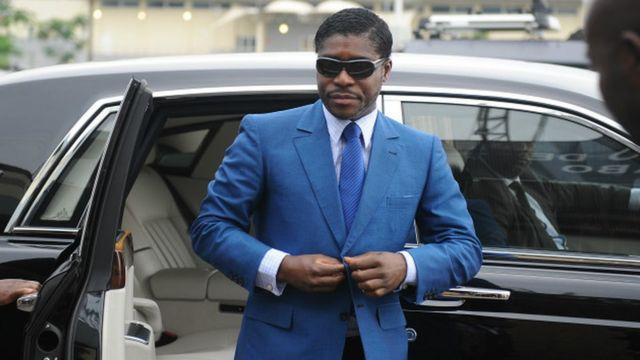 Teodorin Obiang Nguem