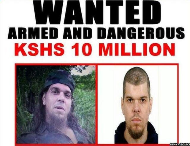 Kenya issues reward for German al-Shabab fighter