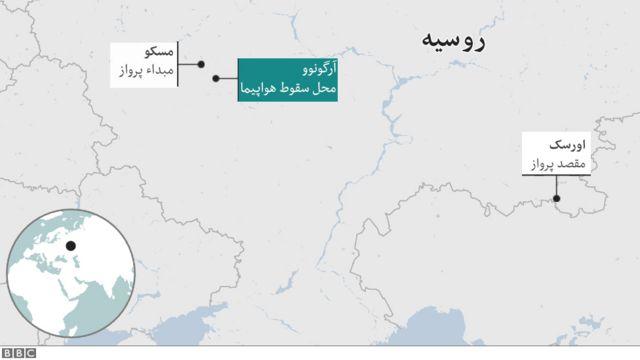 نقشه حادثه