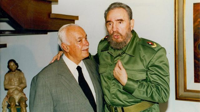 ACM e Fidel Castro