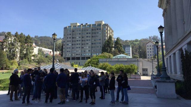 Khuôn viên trường Đại học California Berkeley