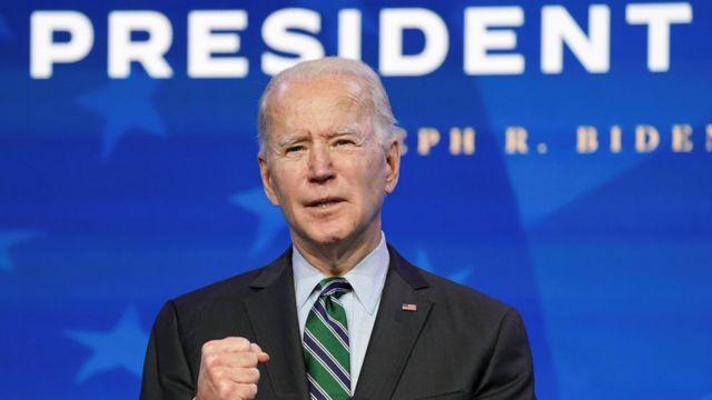 5 cosas del presidente Biden que quizás no sabías - BBC News Mundo