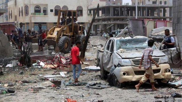येमेन संघर्ष