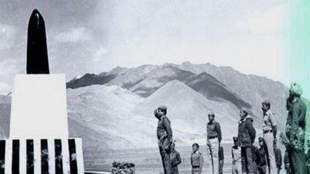 இந்திய படையினர் சடலங்களை திருப்பி தந்த சீனா: 1959 நிகழ்வு