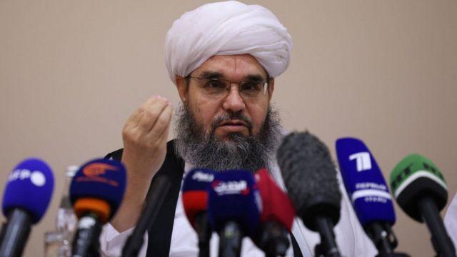 Taliban sözcüsü Shahabuddin Delawar