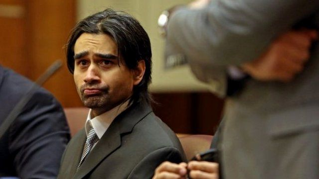 Medina argued he killed his wife in self-defence
