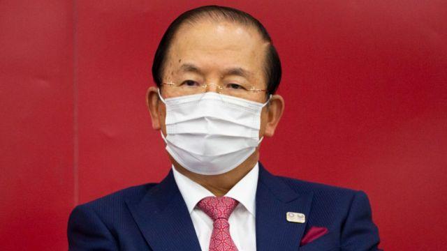 توشیرو موتو گفته است نگاهش متوجه شمار مبتلایان به کرونا است