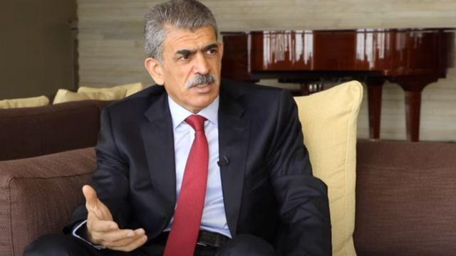 """Sülhəddin Əkbər: """"Azərbaycan lazım bilsə, Rusiya sülhməramlılarını  Qarabağdan çıxarar'' - BBC News Azərbaycanca"""