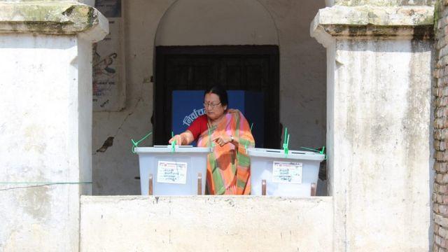 स्थानीय निर्वाचन फोटो: उमाकान्त खनाल