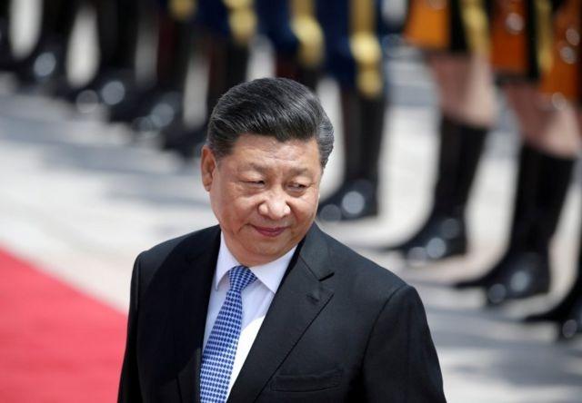 Tổng Bí thư, Chủ tịch nước Trung Quốc Tập Cận Bình