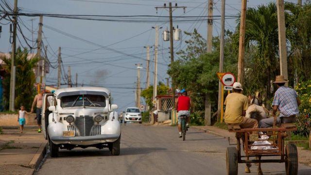 Сейчас на Кубе стало проще купить автомобиль, но проблема в том, что немногие могут себе это позволить