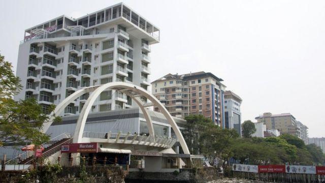 केरल में एक मॉल (फ़ाइल फोटो)