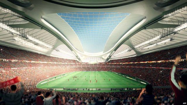 Japan scraps 2020 Olympic stadium design