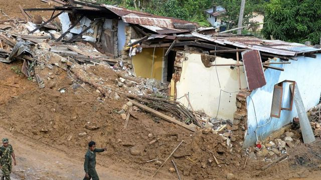 இலங்கை: பதுளை மாவட்டத்தில் மண்சரிவு அபாயத்தில் 29,000 கட்டடங்கள்