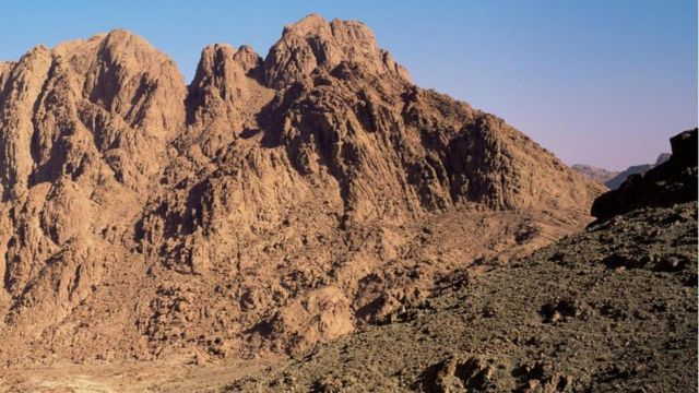 Montanha Sinai