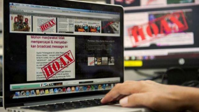 Polisi: Berita hoaks Muslim Cyber Army 'bermotif politik' - BBC News Indonesia