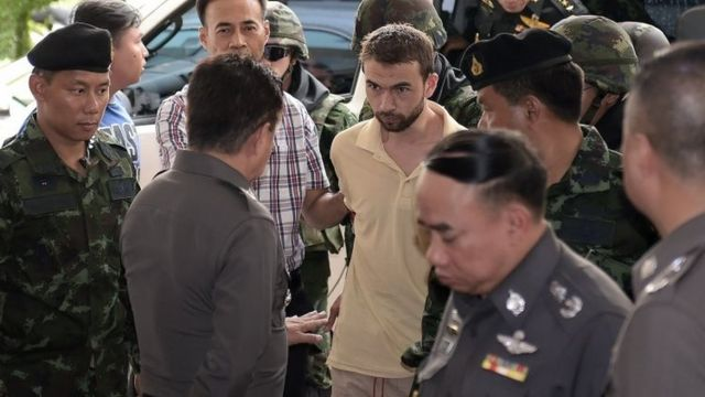 Bangkok's Erawan Shrine bomb: Main suspect 'still free'