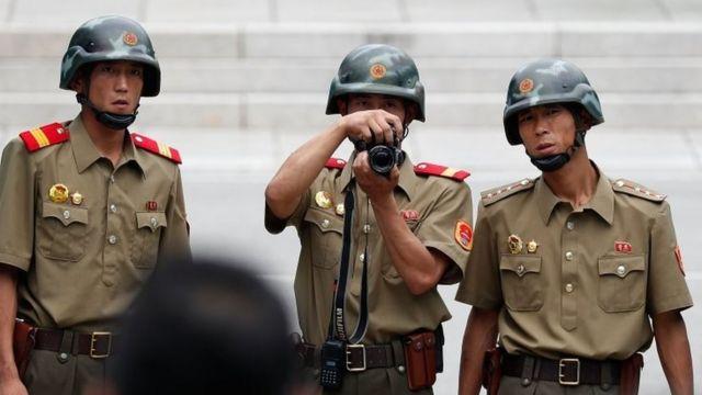 उत्तर कोरियाई सेना
