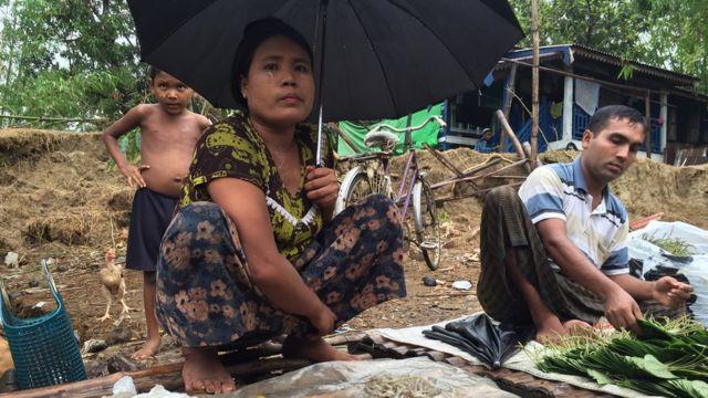 Orang Rohingya