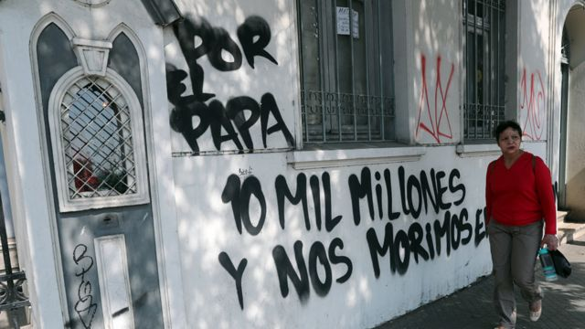 Grafiti en Chile